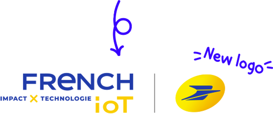 New logo French IOT
